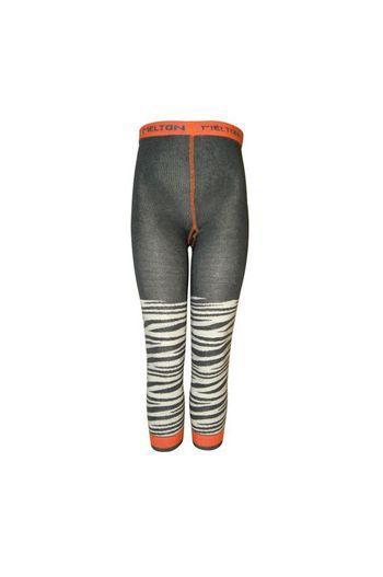 Hippe kousenbroek zonder voet zebra  Kousen  Kousenbroeken - Panty's