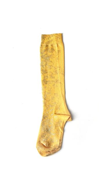 Kniekousen Thunbergia Yellow/gold  Kousen  Kniekousen