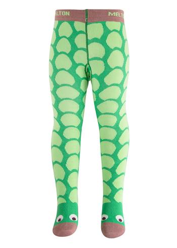 Kousenbroek Crocco groen  Kousen  Kousenbroeken - Panty's