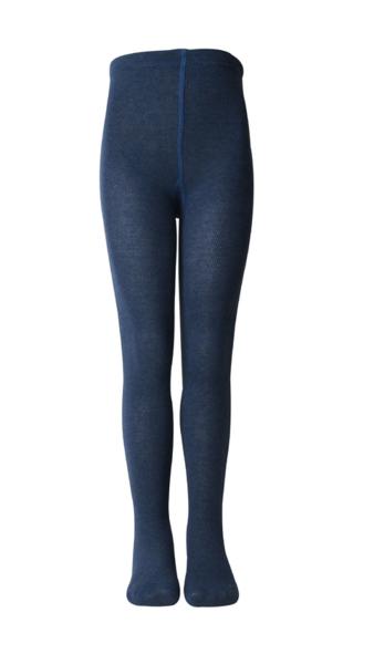 Kousenbroek Gemeleerd blauw  Kousen  Kousenbroeken - Panty's