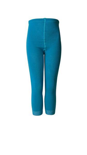 Kousenbroek zonder voet turquoise  Kousen  Kousenbroeken - Panty's