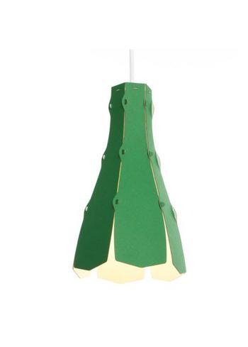 Lampenkap Lily green  Karton  Interieurdecoratie
