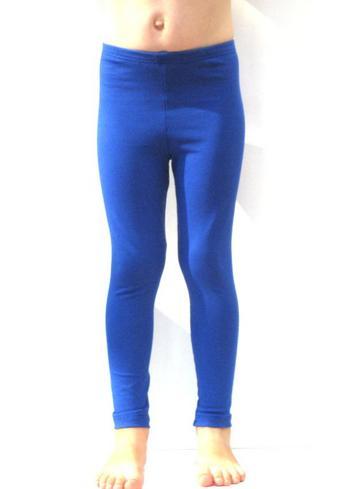 Lange legging Kobalt 50%  Kousen  Leggings