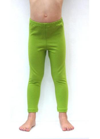 lange legging Lime  Kousen  Leggings