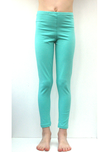 Lange legging mint  Kousen  Leggings