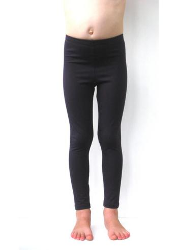 Lange legging pruim  Kousen  Leggings