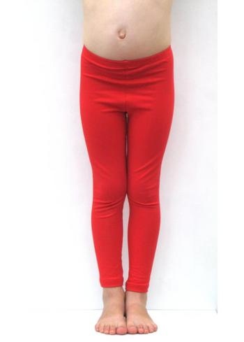 lange legging Rood  Kousen  Leggings
