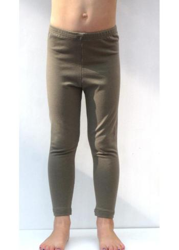 lange legging Taupe  Kousen  Leggings
