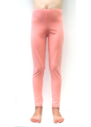Lange legging zalm  Kousen  Leggings