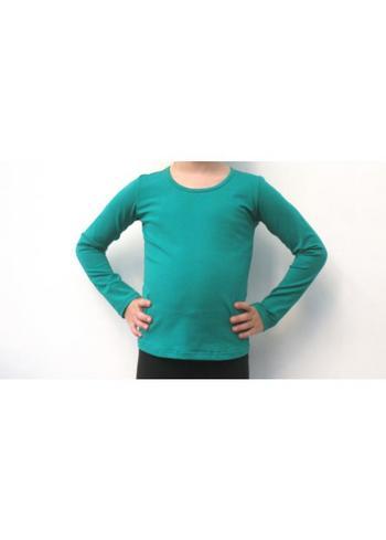 Longsleeve biljartlakengroen  Kousen  Shirts