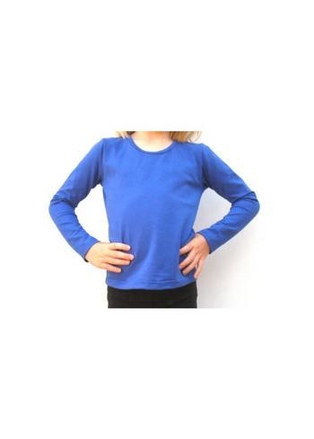 Longsleeve kobalt  Kousen  Shirts