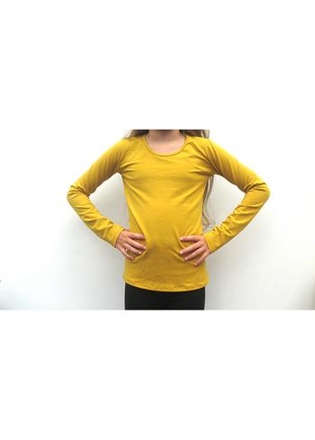 Longsleeve Oker  Kousen  Shirts