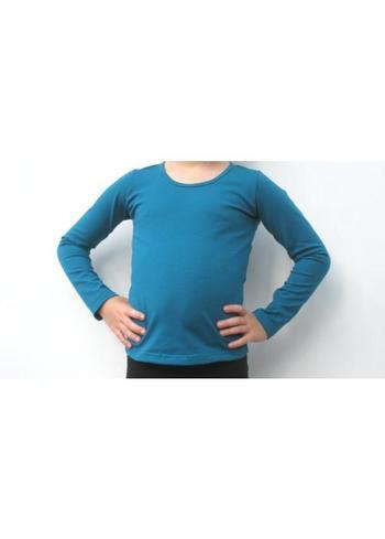 Longsleeve petrol  Kousen  Shirts