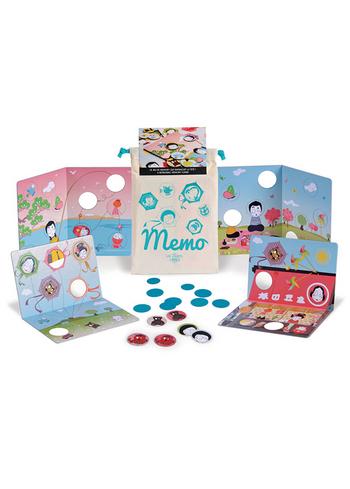 Memo  Karton  Speelgoed / creatief