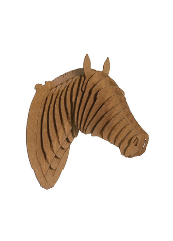Pippin Horse Brown Large  Karton  Interieurdecoratie