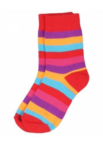 Rood gemixt  Kousen  Kousen/sokken