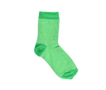 Sok Bicolor green  Kousen  Kousen/sokken