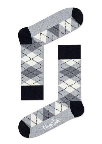 Sokken Argyle grey  Kousen  Kousen/sokken