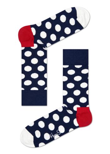 Sokken Big Dot marine/white  Kousen  Kousen/sokken