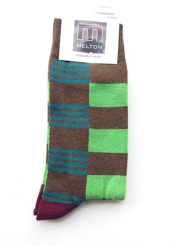 Sokken brown  Kousen  Kousen/sokken