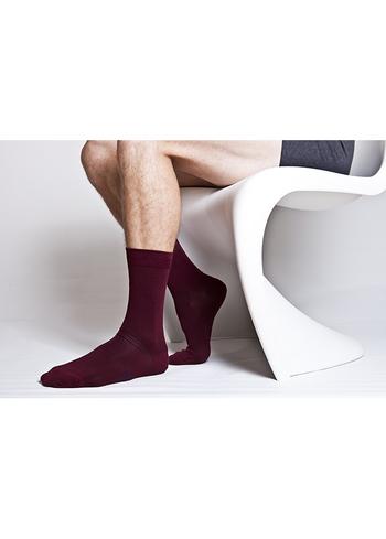 Sokken duopack Bordeaux  Kousen  Kousen/sokken