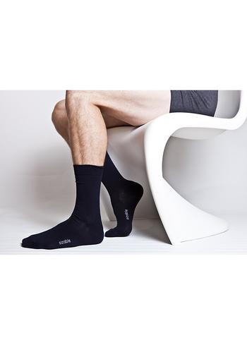 Sokken duopack Navy Blue  Kousen  Kousen/sokken