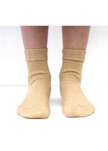 Sokken glitter Drop Gold  Kousen  Kousen/sokken