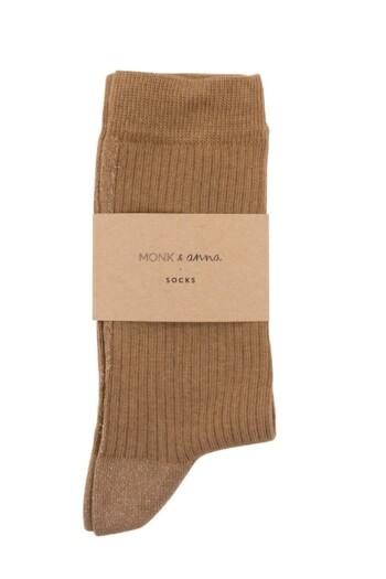 Sokken Glitter Line Oat  Kousen  Kousen/sokken