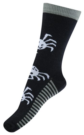Sokken Glow in the dark Spiders  Kousen  Kousen/sokken