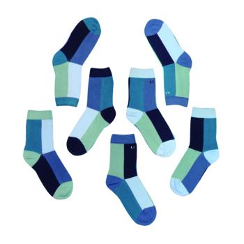 Sokken Holscher Kids - 7 solo sokken  Kousen  Kousen/sokken