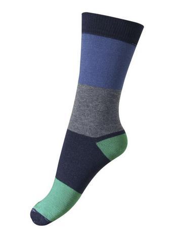 sokken/kousen strepen Morits marine  Kousen  Kousen/sokken