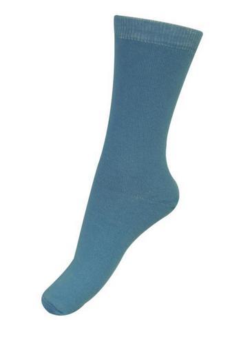 sokken/kousen uni cyaan/petrol  Kousen  Kousen/sokken