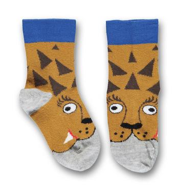 sokken Leeuw brons  Kousen  Kousen/sokken
