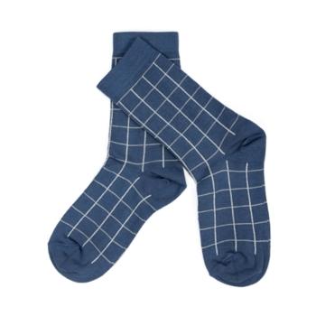 Sokken Nico - Real Teal  Kousen  Kousen/sokken