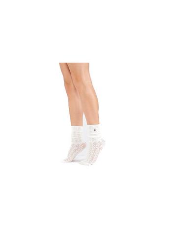 Sokken Pearl Jane Ecru  Kousen  Kousen/sokken