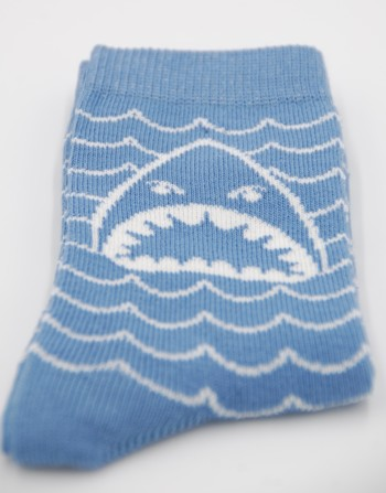 Sokken Shark Ombré  Kousen  Kousen/sokken