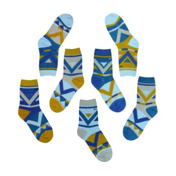 Sokken Van Dyke Kids - 7 solo sokken  Kousen  Kousen/sokken