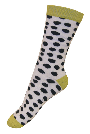 Sokken vlokjes meloen  Kousen  Kousen/sokken