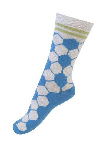 Sokken voetbal aqua blauw  Kousen  Kousen/sokken
