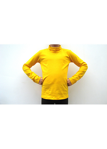 Souspull warm geel  Kousen  Shirts