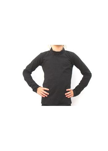 Souspull zwart  Kousen  Shirts