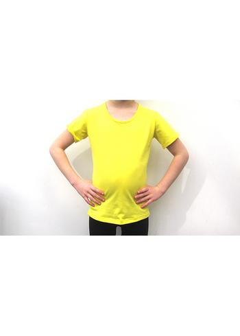 T-shirt kanariegeel  Kousen  Shirts