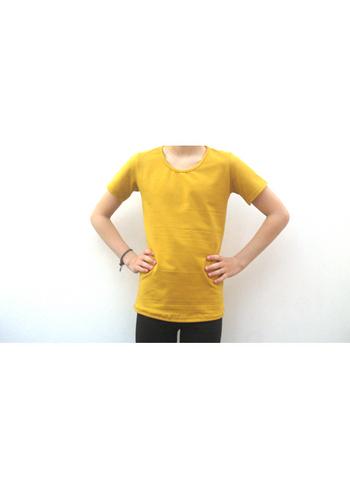 t-shirt oker  Kousen  Shirts
