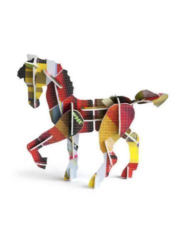 Totem paard  Karton  Speelgoed / creatief