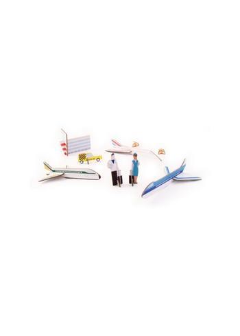 Totem Teknika vliegveld  Karton  Speelgoed / creatief
