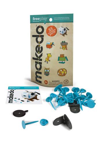 Vrij spel: Kit for fun  Karton  Speelgoed / creatief