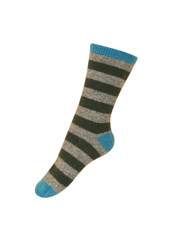 Warme sokken met wol en angora  Kousen  Kousen/sokken