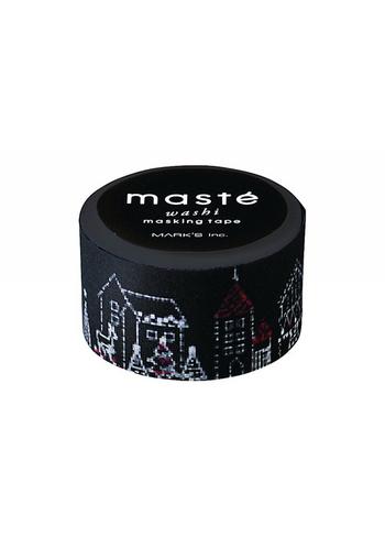 washi/masking tape Christmas illumination  Karton  Masking tape/Washi tape