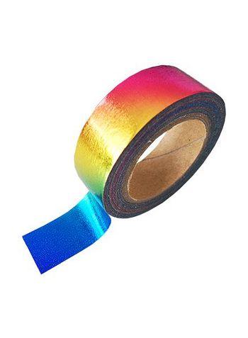 Washi/masking tape foil rainbow  Karton  Masking tape/Washi tape