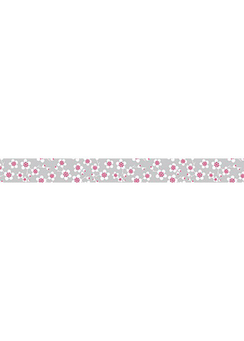 washi/masking tape Grey Plum flower  Karton  Masking tape/Washi tape